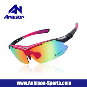 Cycling Wear 5 Sets Lens Polarizer Lens Outdoor Sports Glasses pictures & photos