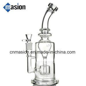 Recycler Perc Glass Water Pipe (EY001) pictures & photos