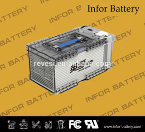 2000 Deep Cycle LiFePO4 12V 30ah Battery for Solar System, E Car pictures & photos