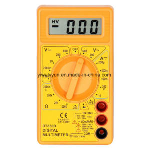 Dt-830 Popular Small Multimeter pictures & photos