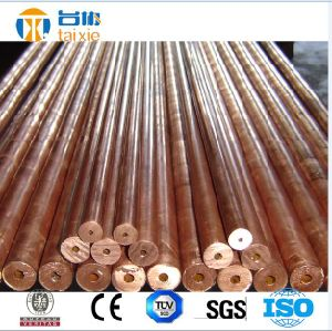 Manufactury Se-Cu C102 C11000 C1100 Copper Pipe DIN 2.009 pictures & photos