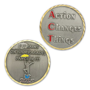 Great People Award Metal Challenge Coin pictures & photos