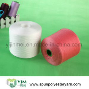 High Quality Dyed Yarn for Making Sewing Thread pictures & photos