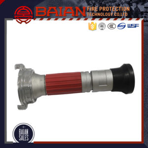 Aluminum Big Volume Fire Water Hose Nozzle for Firefighting pictures & photos