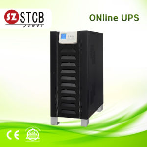 Gl33 10kVA-40kVA Online UPS 3 Phase Input & Output pictures & photos