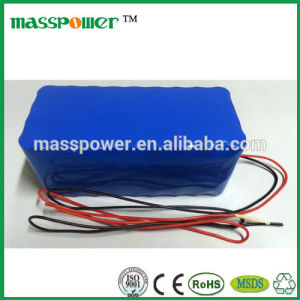 Rechargeable Lithium Battery Pack 12V 60ah Power Supply pictures & photos