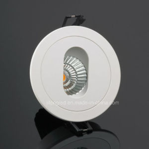 Aluminum Recessed Ceiling Spot Light 7W COB LED Down Light pictures & photos