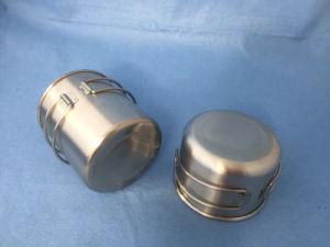 Folding Carbiner Mug/Caming Mug with Handle pictures & photos