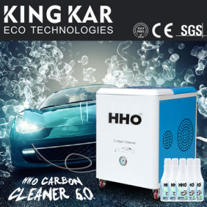 Car Wash Products Engine Deposit Carbon Clean System pictures & photos