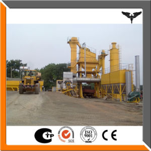 Easy to Operate 40t/H Mini Portable Asphalt Drum Mix Plant for Sale Indonesia pictures & photos