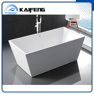 Luxurious Compact Freestanding Acrylic Bathtub (KF-719B) pictures & photos