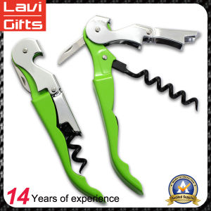 Multi Fucntion Bottle Opener Corkscrew 3 in 1 pictures & photos