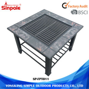 Wholesale New Multi-Functional 3-in-1 Outdoor Table BBQ Grill Fire Pit pictures & photos