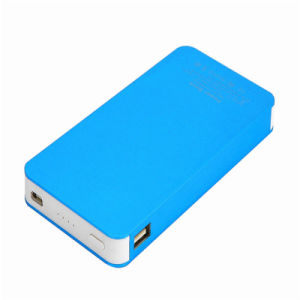 6000mAh Portable Metal Power Bank with Full Capacity Mobile Phone Accessories pictures & photos