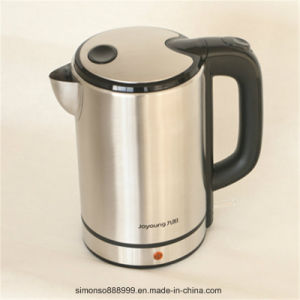 Promotion Model 1.7L 304 Food Grade Stainless Steel High Power Electric Kettle pictures & photos