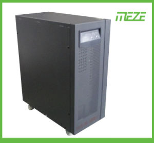 10kVA DC Online UPS System Power Supply Without UPS Battery pictures & photos