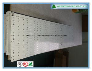 Fr4 LED Light Based PCB White Oil pictures & photos