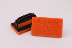 Wholesale High Standard Custom-Made Kitchen Sponge Brush pictures & photos