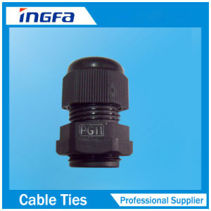 IP68 Pg16 Polyamide Cable Connector pictures & photos