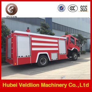 Isuzu 4X2 6m3 Water & 2m3 Foam, Water-Foam Fire Truck, Water and Foam Tanker Fire Fighting Truck pictures & photos