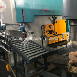 Chinese Jinsanli Diw-300 CNC Hydraulic Combined Steelworker pictures & photos