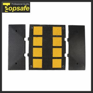 (S-1120) Rubber Speed Humps with Reflective Sheet pictures & photos