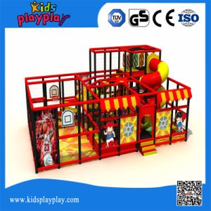 Factory Direct Customized Indoor Castle Kids Playground Naughty Fort for Amusement Center pictures & photos