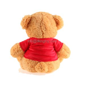 Valentine Day Hot Sale Stuffed Teddy Bear Plush Toy pictures & photos