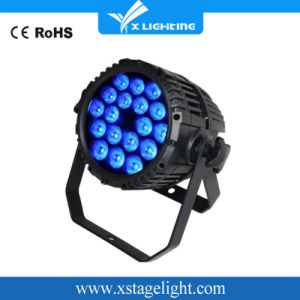 4 In1 18*10W DJ Lighting RGBW Outdoor LED PAR for Sale pictures & photos