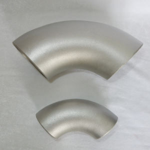 Elbow (88.9X14.2mm DIN 2605-1-90-3 1.4571-Q-S) pictures & photos