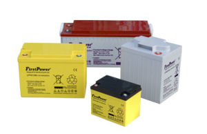 Emergency Lighting Gel Battery (CFPG2600S) pictures & photos