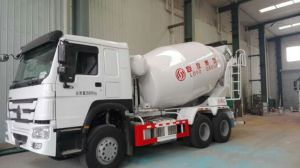 HOWO 6X4 Heavy Truck Mixer Truck Special Truck pictures & photos