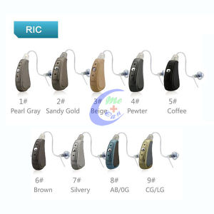 Low Price Good Quality Digital Programmable Hearing Aids pictures & photos