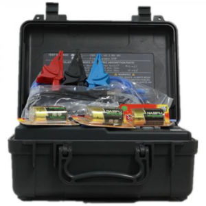 Hotsale Wide Range 5kv 5t Ohm Insulation Resistance Test pictures & photos