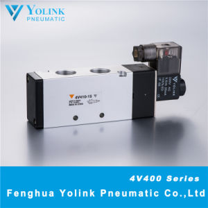 4V410 Series Pilot Operated Solenoid Valve pictures & photos