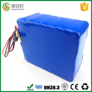 with Case 48V 36ah Rechargeable Lithium Battery 26980 6000mAh for Agv pictures & photos
