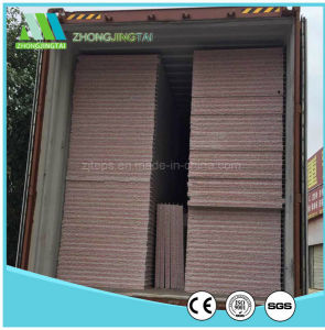 New Fire-Retardant Color Steel EPS Sandwich Wall Panel pictures & photos