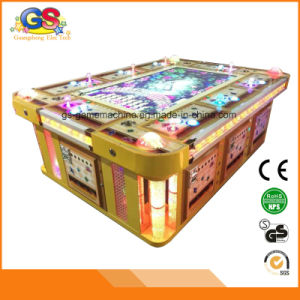 Coin Operated Gaming Fish Game Table Gambling Machine for Sale pictures & photos