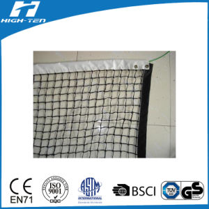 Professional PE Tennis Net, Sports Net for Entertainment pictures & photos