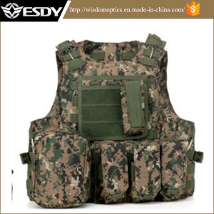 Digital Camo Military Tactical Combat Molle system Army Vest pictures & photos