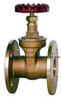 Flange Brass Gate Valve pictures & photos