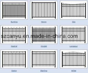 Plastic Expandable Garden Trellis/Galvanized Garden Fence pictures & photos
