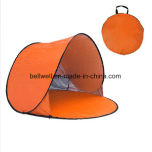 Outdoor Camping Beach Water-Resistant Sunscreen Tent pictures & photos