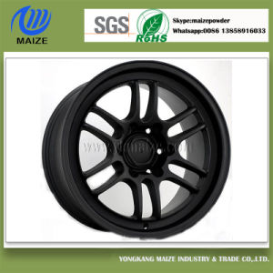 Weather Fastness Powder Coating for Car Wheel pictures & photos