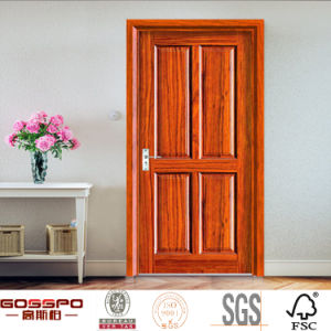 Multi Panel Wooden Interior Door Plywood Door Design Gsp