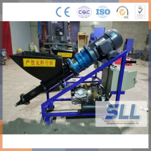 Mortar Spraying Pump Mortar Spraying Machine pictures & photos