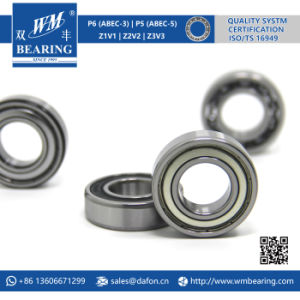 6003 Zz 2RS High Speed Spindle Radial Ball Bearing pictures & photos