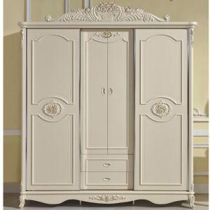 Bedroom Furniture Melamine Wardorbe Yb16024 pictures & photos