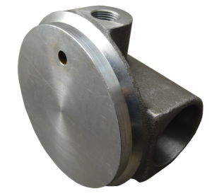 Water Glass Casting Pump Impeller by Investment pictures & photos