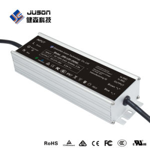 2017 Input Surge Protection IP67 300W Outdoor LED Power Supply pictures & photos
